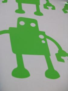 Robot Decal Cutsheet